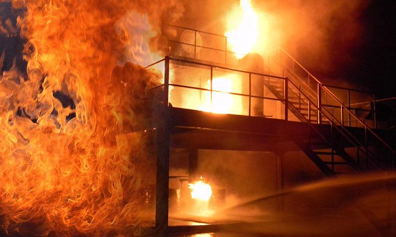 Prevención de Incendios para la Protección de Edificaciones - TarracoEnginyeria